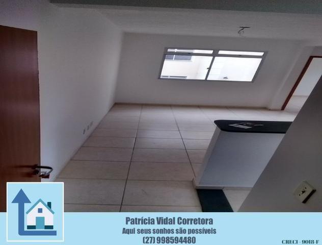 PRV25- Vendo Parque Valence apartamentos 2qts lazer pronto pra morar entrada facilitado - Foto 3