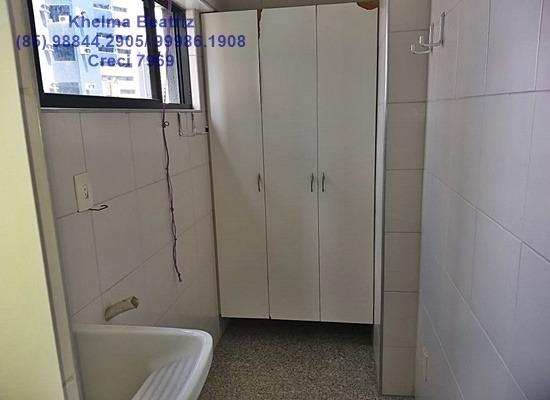 Apartamento. 72m², 2 suítes, closet, 2 vagas - Cocó - Foto 15