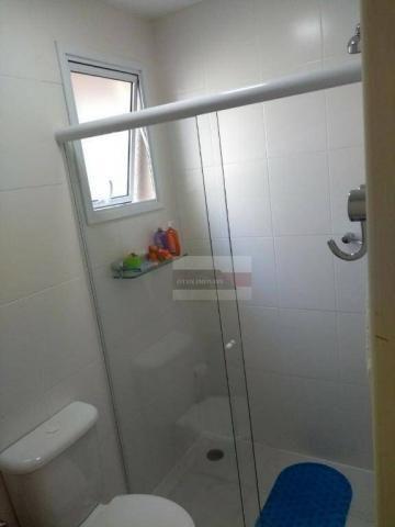 Apartamento com 2 dormitórios à venda, 75 m² por r$ 450.000 - jardim das indústrias - são  - Foto 2