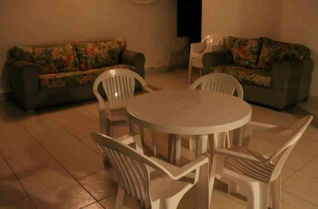 Novembro, feriado em casa de praia, com 5 quartos, piscina e churrasqueira - Foto 12