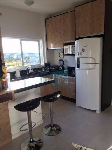 Apartamento com 2 dormitórios à venda, 63 m² por r$ 330.000,00 - ribeirão da ilha - floria - Foto 7