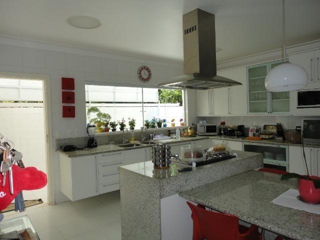 Linda Casa Duplex Costa Verde Decorada 4 suítes 1250m2 vista lago piscina Oportunidade - Foto 16
