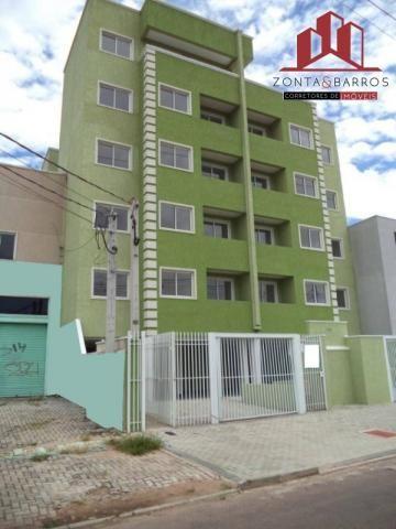 Apartamento à venda com 2 dormitórios em Nações, Fazenda rio grande cod:AP00010
