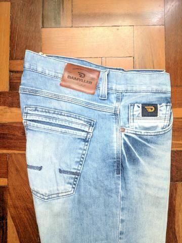 fb4989c4323d2 Calça Jeans Skinny Masculina - Damyller - Roupas e calçados - Centro ...