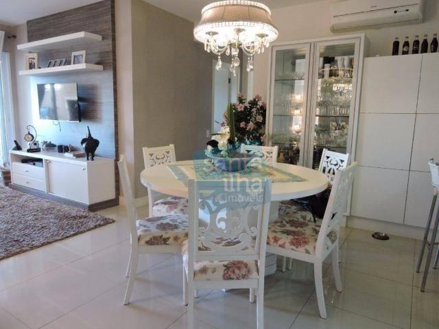 Apartamento residencial à venda, campeche, florianópolis - ap0705 - Foto 12