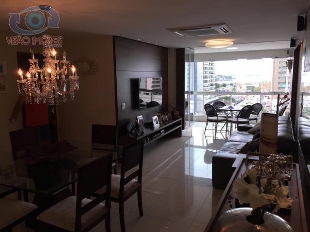 Apartamento à venda com 4 dormitórios em Praia do suá, Vitória cod:1596 - Foto 4