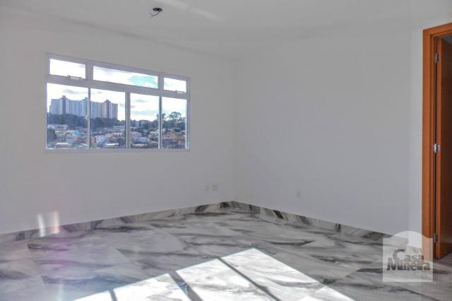 Apartamento à venda com 3 dormitórios em Salgado filho, Belo horizonte cod:248952 - Foto 2