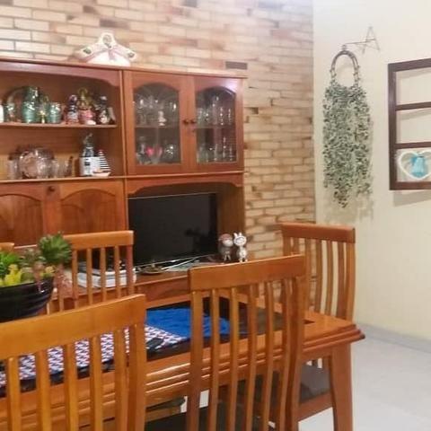 Casa no Horto com 3 quartos sendo uma suíte, 2 vagas, semi mobiliada, doc ok - Foto 4