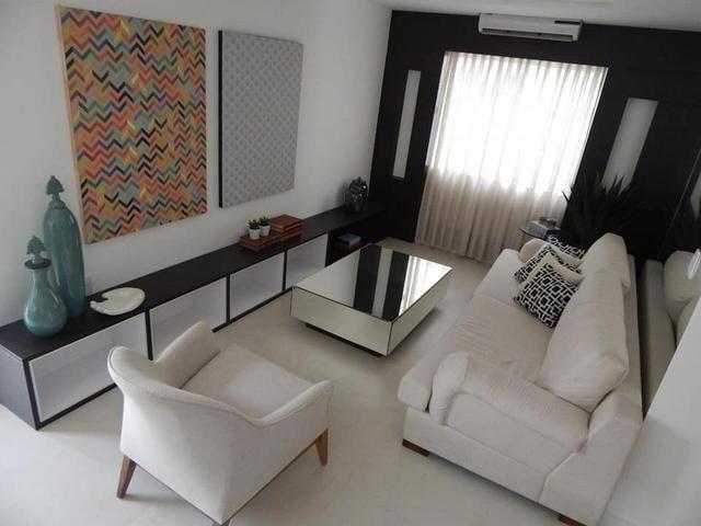 Casa em condomínio fechado no Jockey, linear ou duplex com 3 quartos - Foto 3