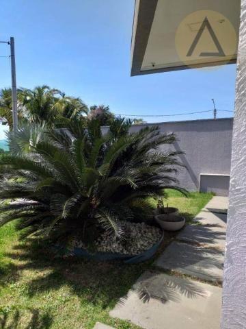 Casa para alugar, 500 m² por r$ 8.000,00/mês - mar do norte - rio das ostras/rj - Foto 15