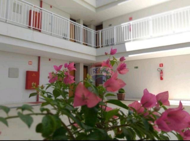 Apartamento com 3 dormitórios para alugar, 75 m² por r$ 900/mês - lagoa seca - juazeiro do - Foto 9