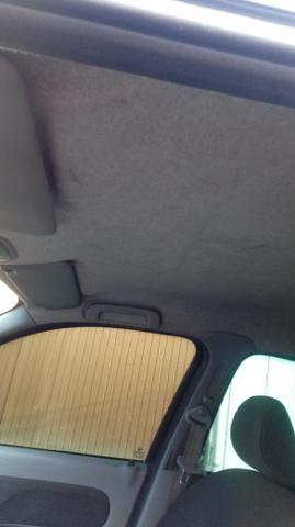 Clio sedan completo 03/04 todos doc desde zero muito inteiro doc ok com GNV - Foto 4