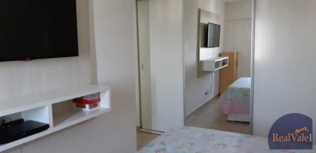 Apartamento para venda em são josé dos campos, jardim das industrias, 3 dormitórios, 2 ban - Foto 3