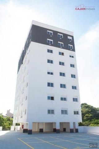 Apartamento com 2 dormitórios à venda, 61 m² por R$ 445.900,00 - São Sebastião - Porto Ale - Foto 13