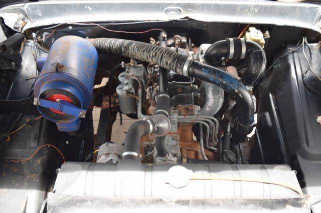 F-4000 1985/1985 3.9 TURBO INTERCOOLER DIESEL 2P MANUAL - Foto 9