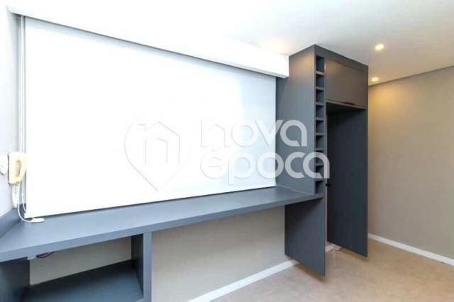 Apartamento à venda com 3 dormitórios em Gávea, Rio de janeiro cod:IP3AP49476 - Foto 19