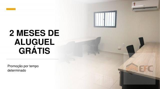 Sala para alugar, 16 m² por R$ 1.000,00/mês - Tirol - Natal/RN