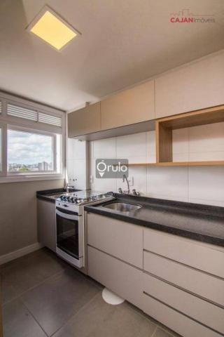Apartamento com 2 dormitórios à venda, 61 m² por R$ 445.900,00 - São Sebastião - Porto Ale - Foto 6
