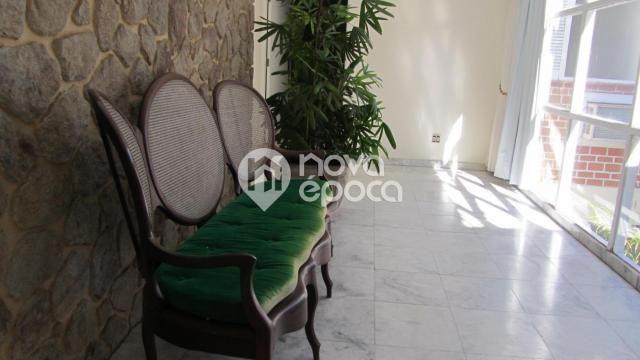 Casa à venda com 3 dormitórios em Cosme velho, Rio de janeiro cod:LB3CS15977 - Foto 12