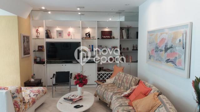 Apartamento à venda com 4 dormitórios em Laranjeiras, Rio de janeiro cod:LB4CB14105 - Foto 4