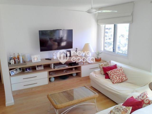 Apartamento à venda com 3 dormitórios em Cosme velho, Rio de janeiro cod:LB3CB26548 - Foto 3