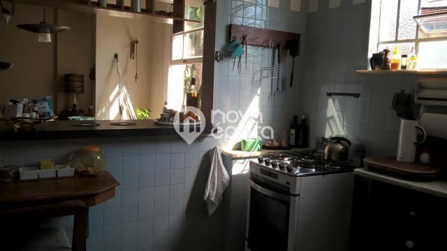 Apartamento à venda com 3 dormitórios em Cosme velho, Rio de janeiro cod:FL3AP36506 - Foto 19