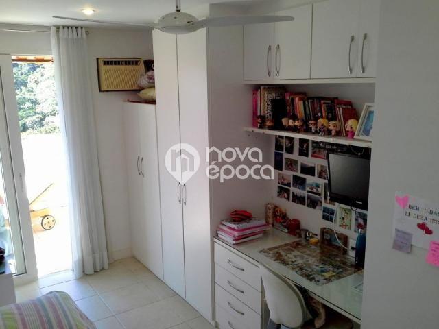 Apartamento à venda com 3 dormitórios em Cosme velho, Rio de janeiro cod:LB3CB26548 - Foto 20