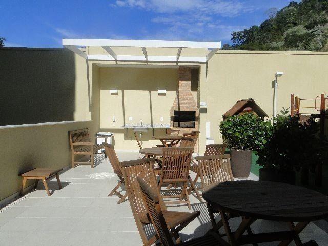 Apartamento 2 quartos sendo 1 suite opção mobiliado - Portal de Itaipu - Foto 20