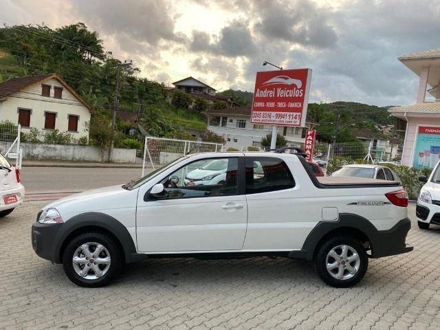 Fiat Strada 1.4 Freedom CD Três Portas (Flex) Completa Zero Km 2020 - Foto 2