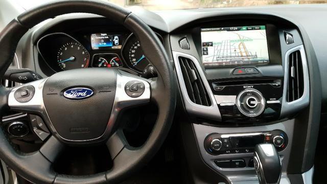 Ford Focus Sedan Titanium Plus 2.0 Completíssimo - Foto 14