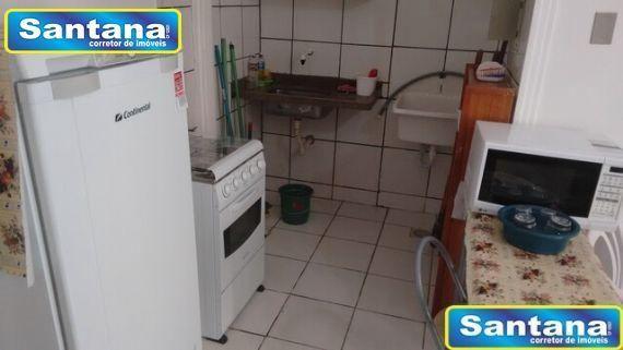 Apartamento à venda com 1 dormitórios em Belvedere, Caldas novas cod:1030 - Foto 8