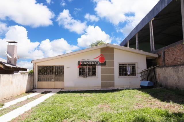 8287   casa à venda com 3 quartos em conradinho, guarapuava - Foto 2