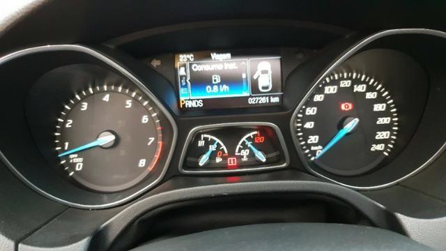 Ford Focus Sedan Titanium Plus 2.0 Completíssimo - Foto 12
