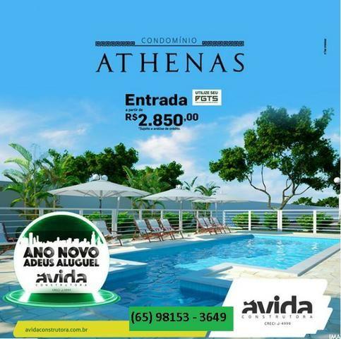 Condomínio Athenas - Foto 3