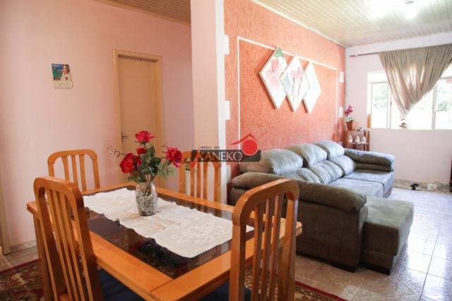 8287   casa à venda com 3 quartos em conradinho, guarapuava - Foto 5