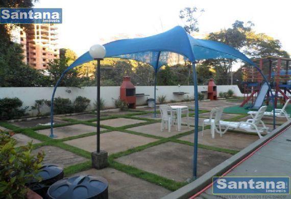 Apartamento à venda com 1 dormitórios em Belvedere, Caldas novas cod:1030 - Foto 13