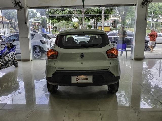 Renault Kwid 1.0 12v sce flex zen manual - Foto 5