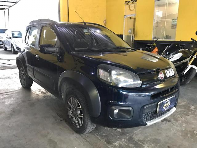 Fiat Uno WAY 2016 1.0 Completo wts