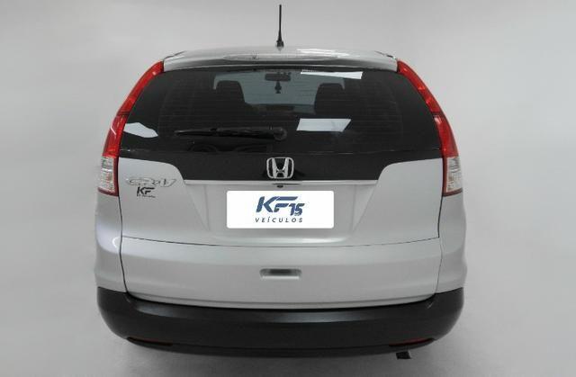 Honda CRV 2.0 LX Prata Automático Completo CR-V - Foto 4