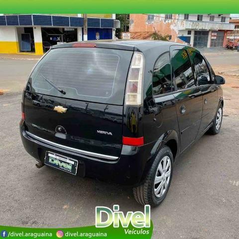 Chevrolet Meriva Joy 1.4 Mpfi 8v Econoflex 5p 2009/2010 - Foto 4
