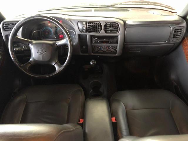 Chevrolet S10 Executive 4x4 2.8 turbo electronic (Cab Dupla) - Foto 10