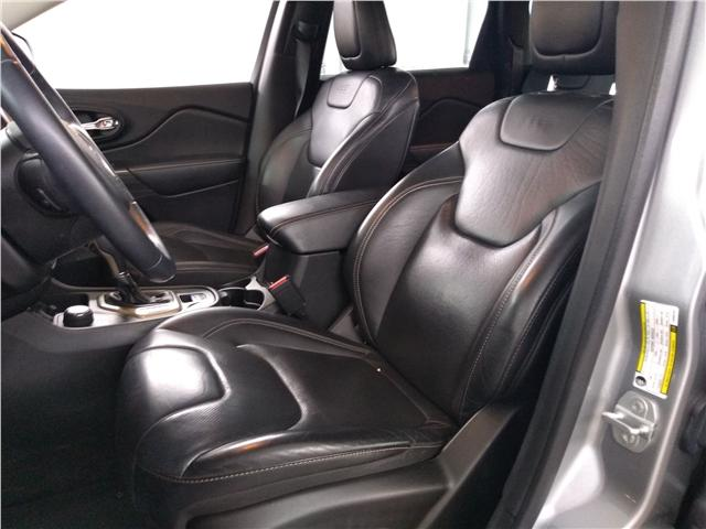 Jeep Cherokee 3.2 limited 4x4 v6 24v gasolina 4p automático - Foto 9