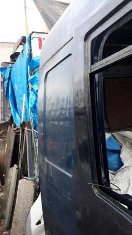 Cabine ford cargo dupla - Foto 10