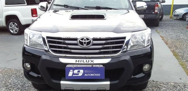 Hilux srv 4x4 tdi diesel cd automatico - Foto 2