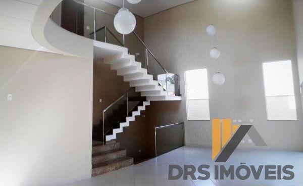 Casa sobrado em condomínio com 3 quartos no condomínio royal forest & resort - bairro roya - Foto 8