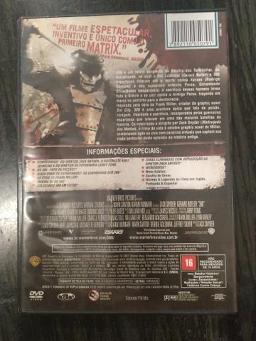 DVD 300 Edição Especial Duplo - Foto 2