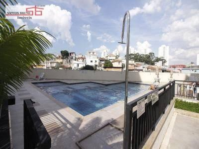 Apartamento com 2 dormitórios à venda, 50 m² por R$ 350.000,00 - Freguesia do Ó - São Paul - Foto 2