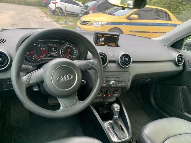 Audi A1 Turbo TFSI automático 4 portas com IPVA 2020 ok - Foto 12