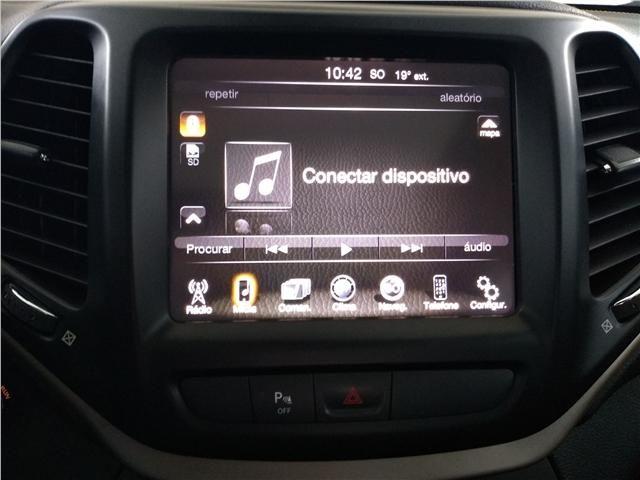 Jeep Cherokee 3.2 limited 4x4 v6 24v gasolina 4p automático - Foto 15