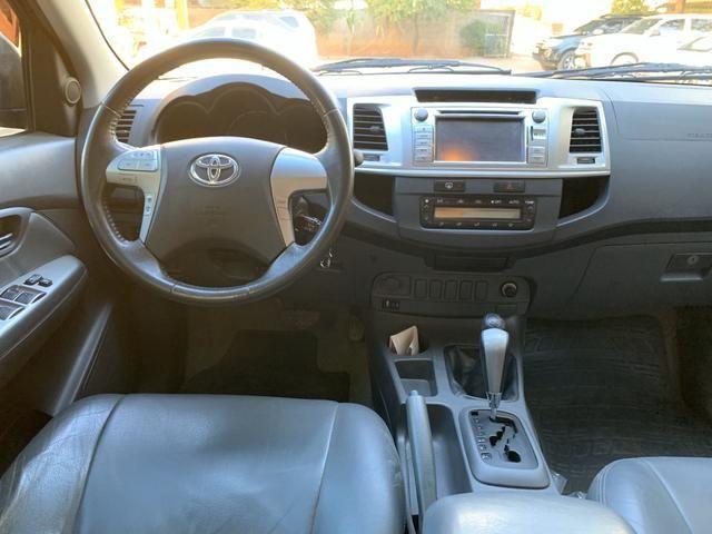 Toyota Hilux CD SRV 3.0 2013 - Foto 6